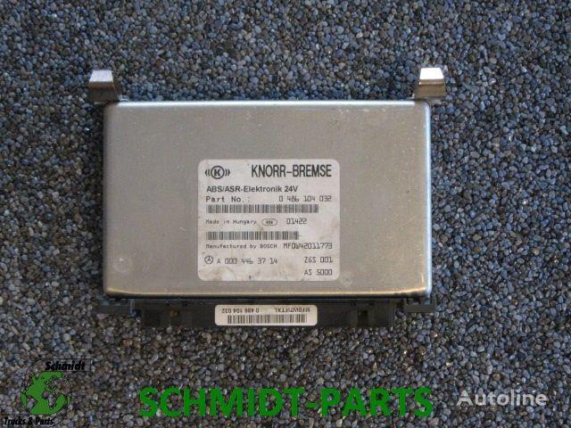 A 000 446 37 14 ABS/ASR Regeleenheid Steuereinheit für MERCEDES-BENZ Sattelzugmaschine