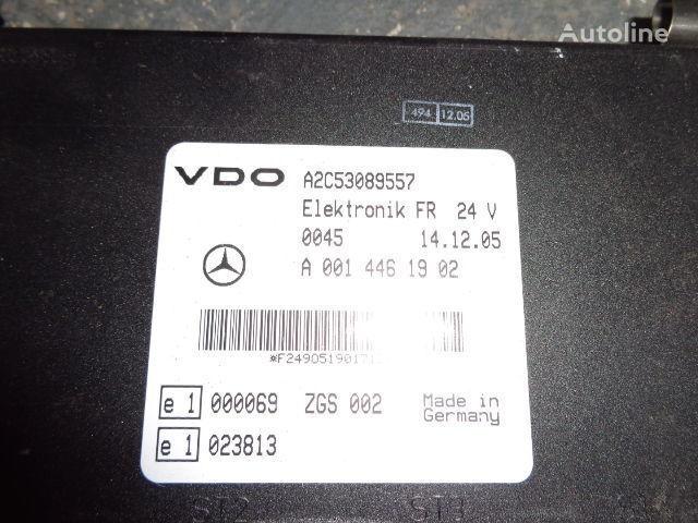 Mercedes Benz Actros MP2, MP3, MP4, FR control unit ECU 0014461902, 0014467302, 014464002, 0014464102 Steuereinheit für MERCEDES-BENZ Actros Sattelzugmaschine