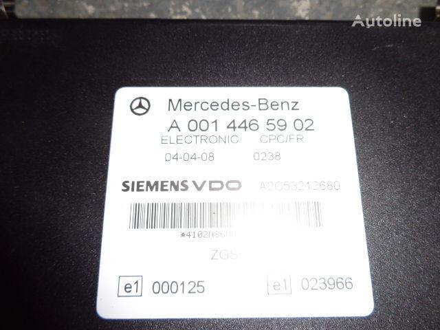 Mercedes Benz Actros MP2, MP3, MP4, FR control unit ECU 0014465902, 0004461346, 0004461746, 0004461446, 0004461846, 0014461502, 0014464302, 0024464302, 0024460202, 0014465502, 0024463202, 0024461302, 0024462902, 0024463402, 0034463502, 0024462602, 0024461 Steuereinheit für MERCEDES-BENZ Actros Sattelzugmaschine