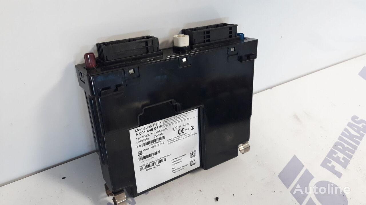 MERCEDES-BENZ MB Actros fleetboard telematics ecu Steuereinheit für MERCEDES-BENZ Actros Sattelzugmaschine