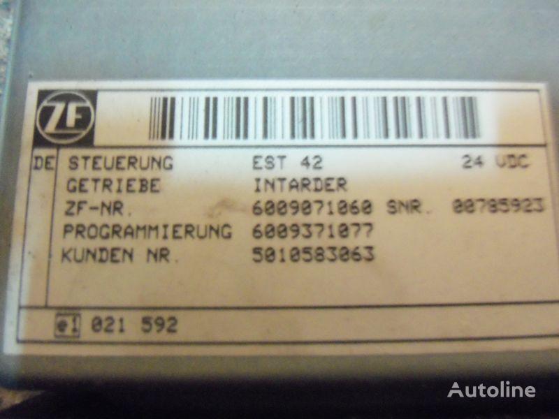 Renault DXI Intarder Control unit, EDC, ECU 5010583063, 0260001028, 6009371001, 6009071060 Steuereinheit für RENAULT MAGNUM DXI  Sattelzugmaschine
