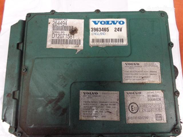 VOLVO FH12 engine control unit ECU, EDC, D12A340, 250KW, 340PS, 3963465 Steuereinheit für VOLVO FH12 Sattelzugmaschine