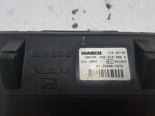 WABCO ECU ZBR2 (81.25806-7072) Steuereinheit für MAN TGA TGS TGX Bus