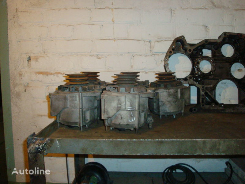 DAF (DAF), Renault (Reno) Stromerzeuger für Sattelzugmaschine