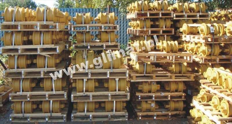 neuer Tragrolle für JCB JS220 Baumaschinen