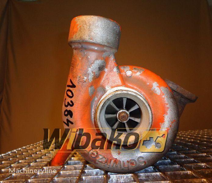 Turbocharger Schwitzer 20I9400139 Turbokompressor für 20I9400139 (4204493KZ) Andere Baumaschinen