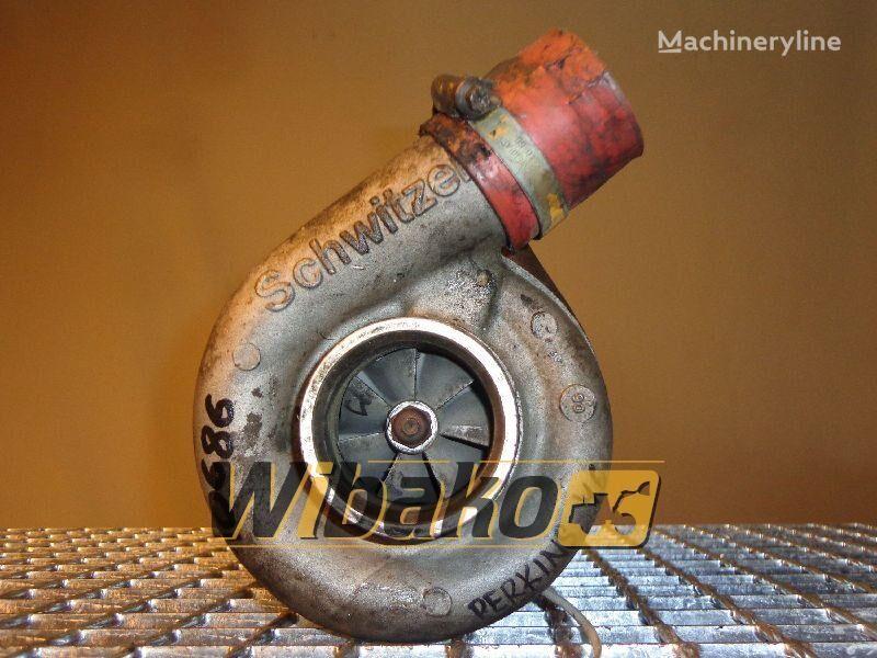 Turbocharger Schwitzer 2674A154 Turbokompressor für 2674A154 (20H90-00260) Andere Baumaschinen