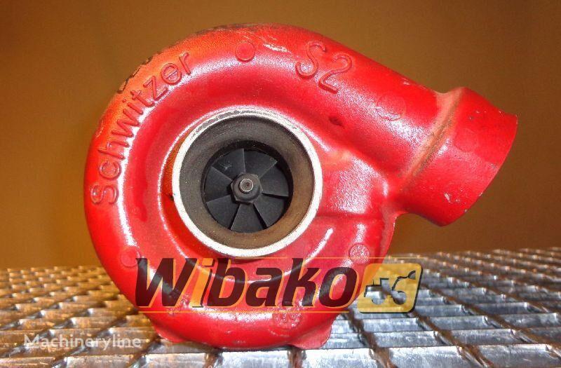 Turbocharger Schwitzer 52A1570 Turbokompressor für 52A1570 (180096-0914) Andere Baumaschinen