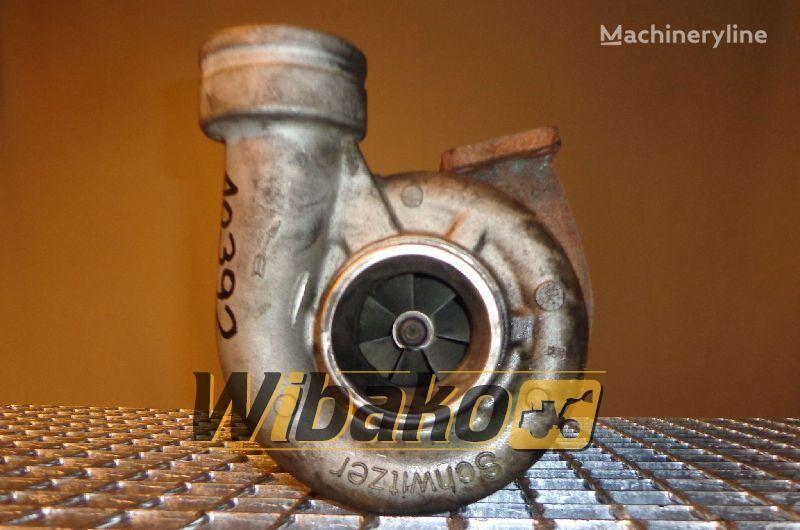 Turbocharger Schwitzer BF6M1013 Turbokompressor für BF6M1013 Andere Baumaschinen
