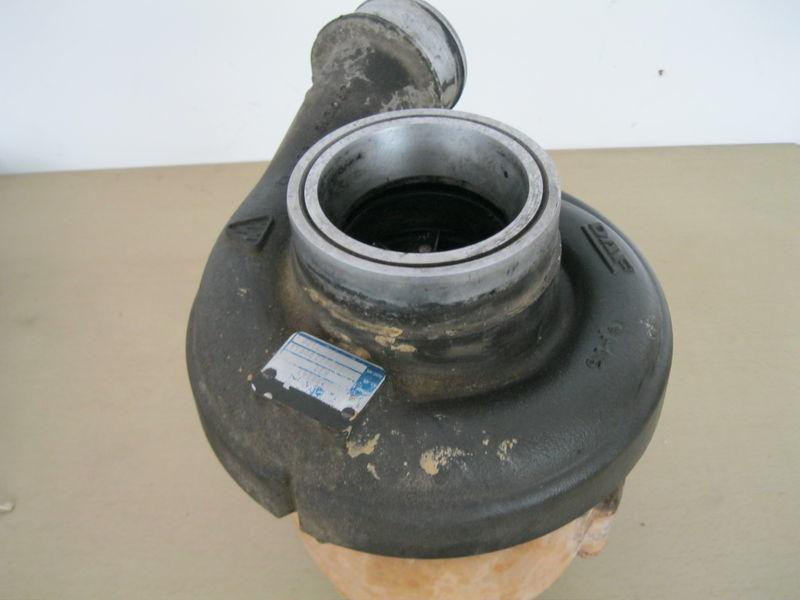 Turbokompressor für DAF XF/CF Sattelzugmaschine