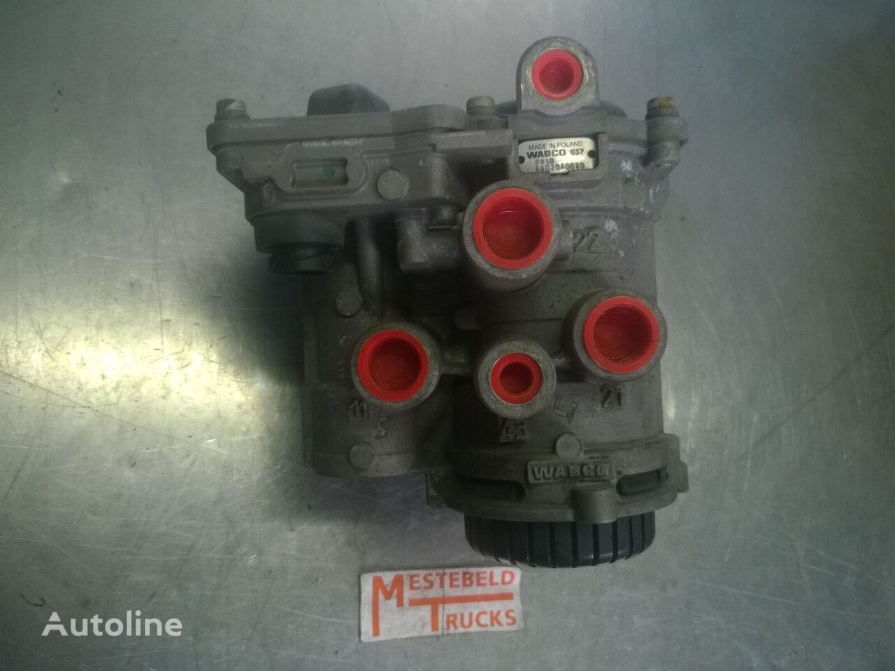 Ventil für DAF Volgwagen stuurventiel Sattelzugmaschine