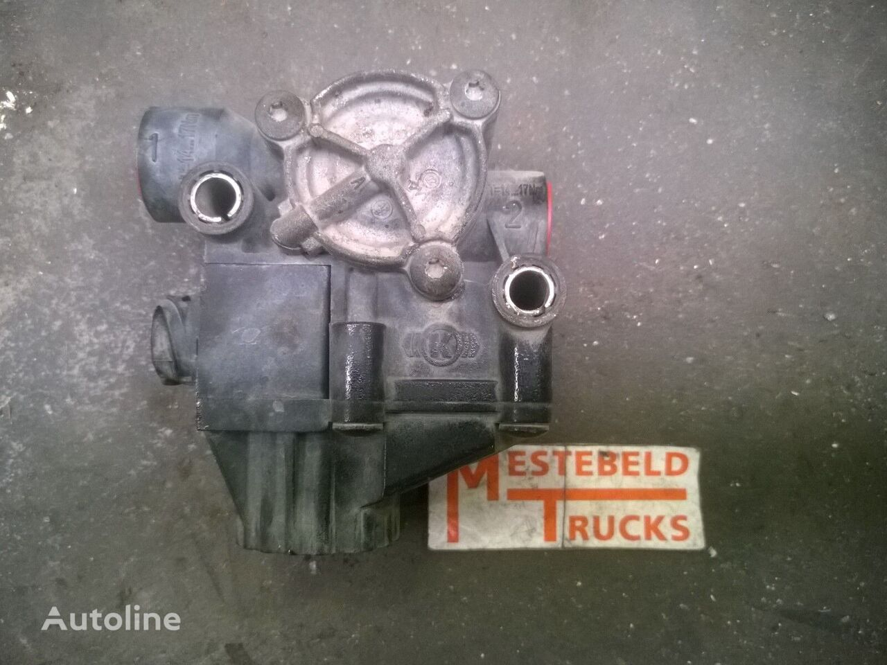 ABS magneetventiel Ventil für MAN ABS magneetventiel L2000 LKW