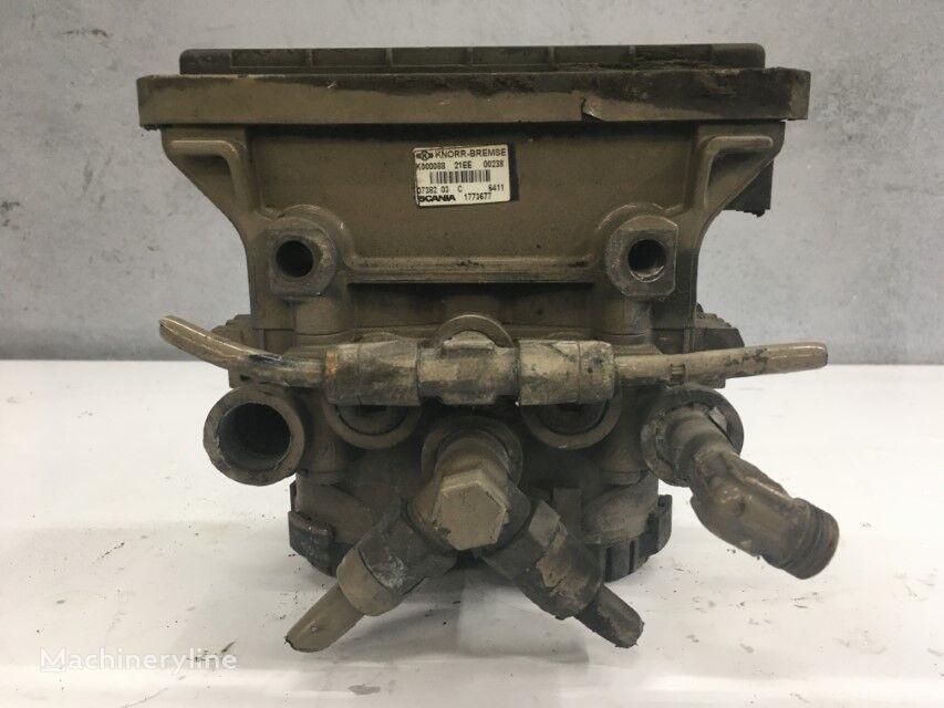 EBS Drukregelventiel R440 Ventil für SCANIA EBS Drukregelventiel R440 Andere Baumaschinen