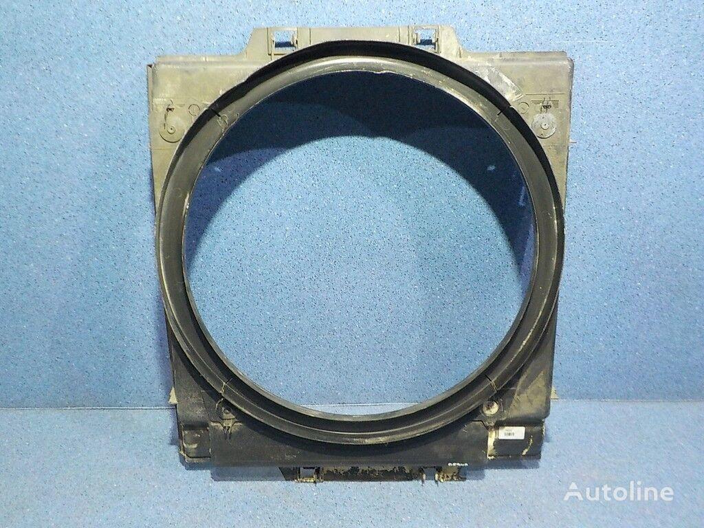Diffuzor ventilyatora Iveco Ventilatorabdeckung für LKW