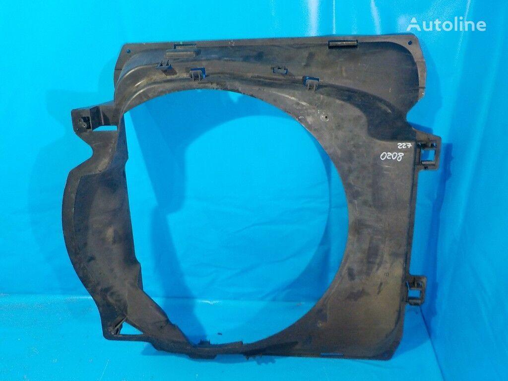 Diffuzor ventilyatora TGA/TGS/TGX Ventilatorabdeckung für LKW