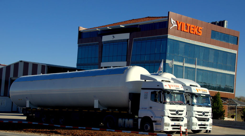 neuer YILTEKS LPG Storage Tank Gastank