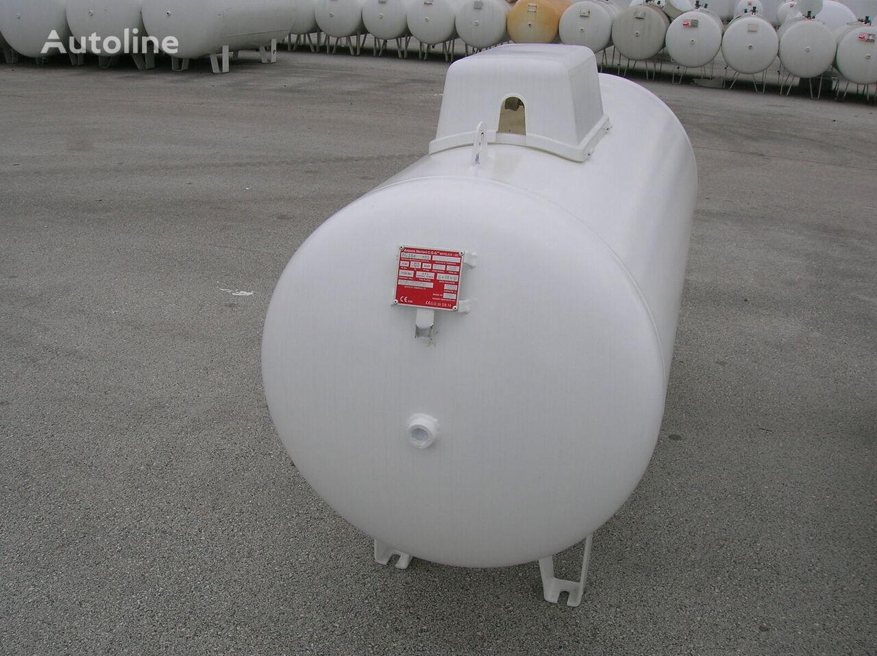 Gas tank/LPG tank Gastankauflieger