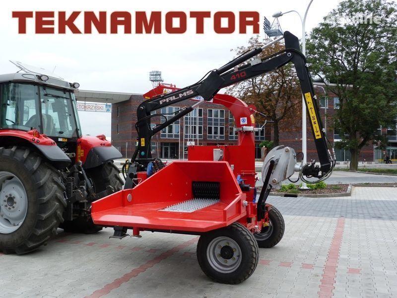neuer TEKNAMOTOR Skorpion 250 RG/90 Holzhäcksler