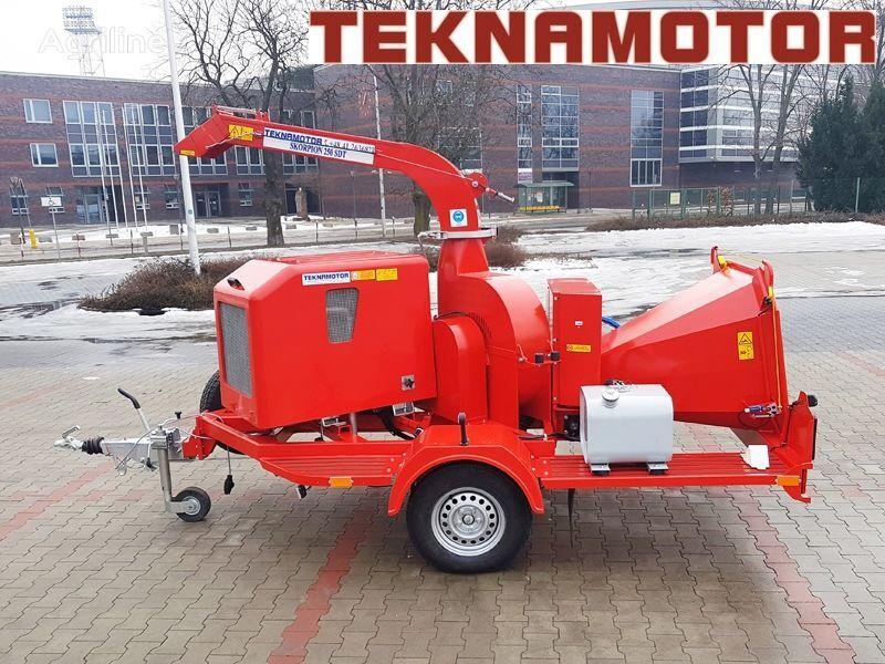 neuer TEKNAMOTOR Skorpion 250 SDT Holzhäcksler
