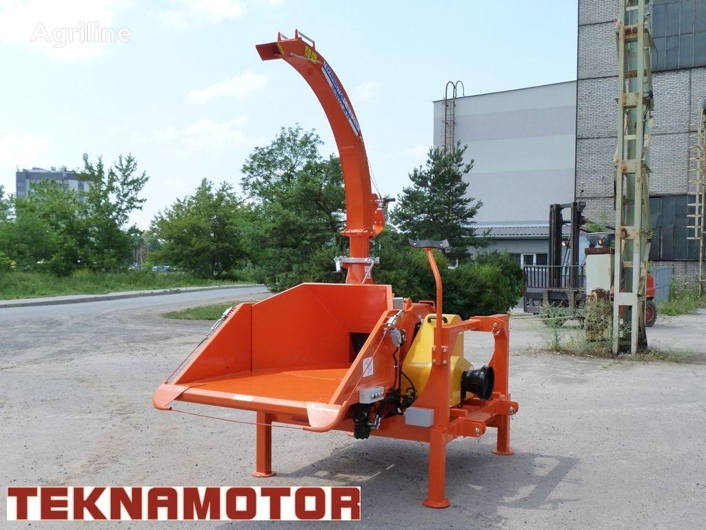 neuer TEKNAMOTOR Skorpion 280RB Holzhäcksler