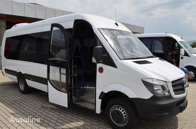 neuer MERCEDES-BENZ SPRINTER 516 CDI - RAYAN SERBIA Kleinbus