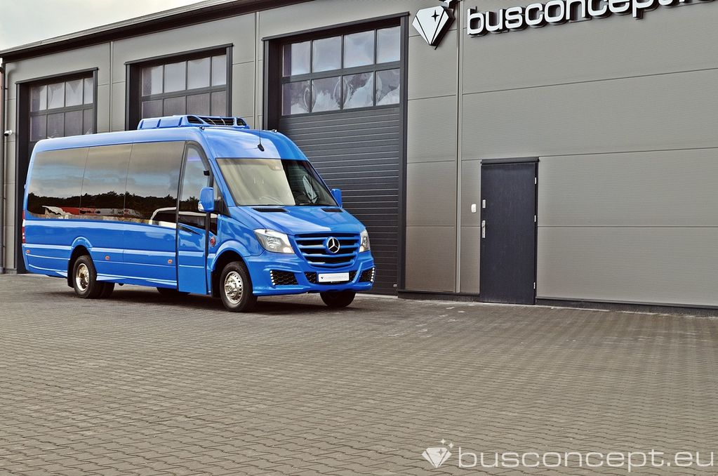 Verkauf von neue mercedes benz sprinter 519 xxl 19 1 1 for Mercedes benz financial login