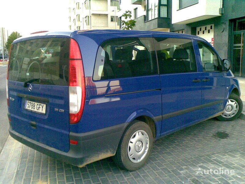 verkauf von vito 111 cdi kleinbussen personentransporter aus spanien kleinbus kaufen qy6409. Black Bedroom Furniture Sets. Home Design Ideas