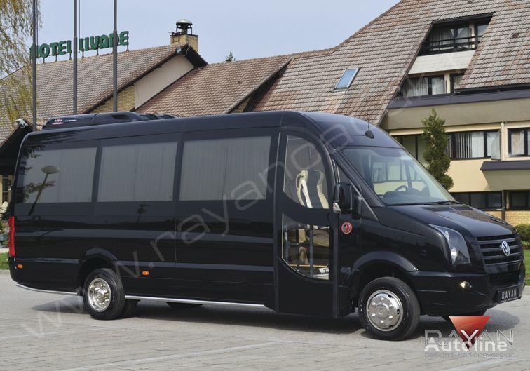neuer VOLKSWAGEN Crafter 50 LRX - RAYAN LTD Kleinbus
