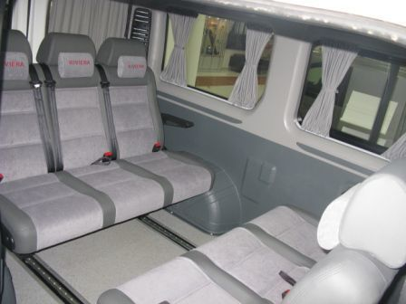 neuer PEUGEOT Boxer Tour Transformer Minivan