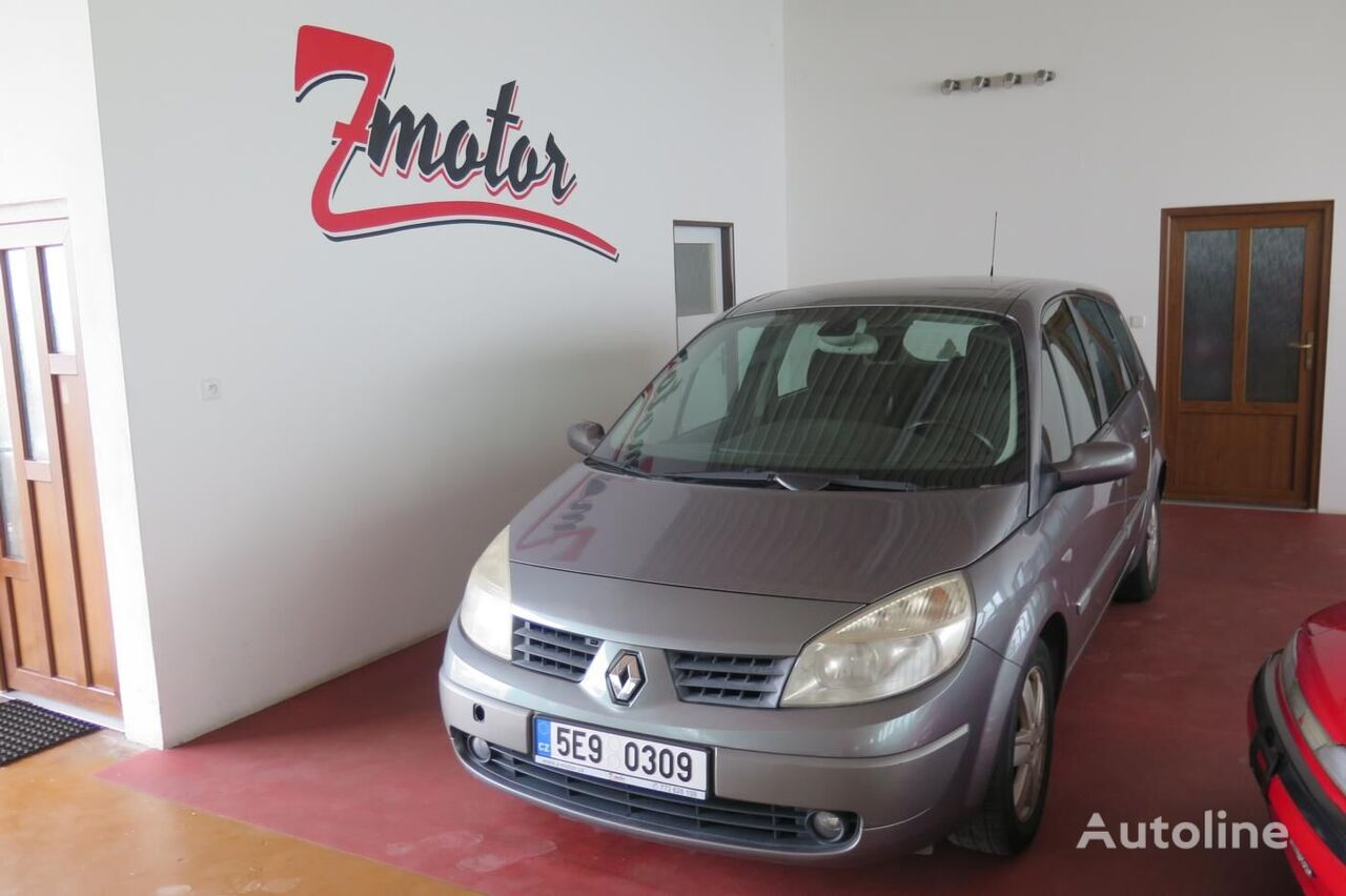 RENAULT Scénic 1,9/88kW PKW