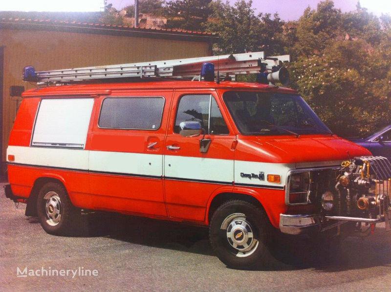 Chevrolet Van G-30 Feuerwehrauto