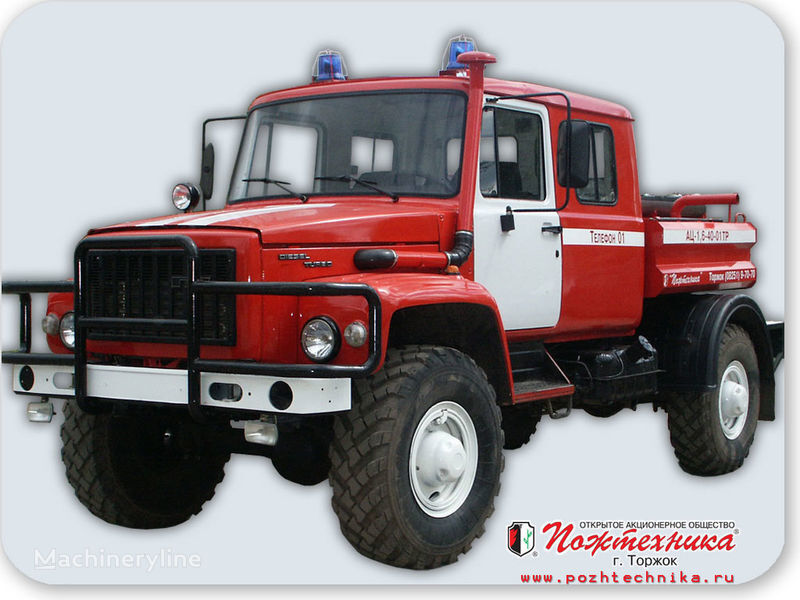 GAZ  AC 1,6-40 Feuerwehrauto