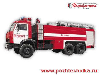 KAMAZ AC-8,8-50  Feuerwehrauto