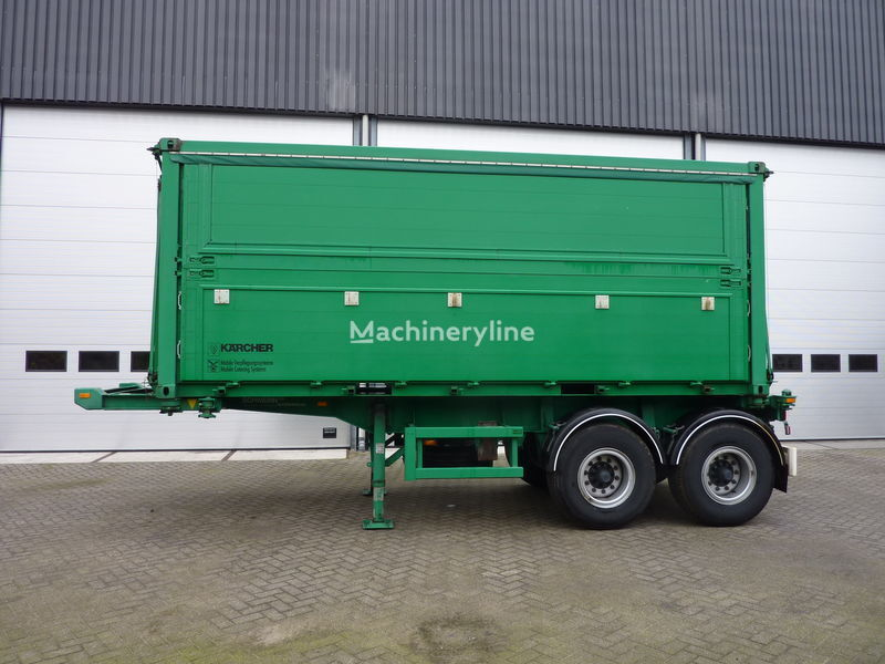 KÄRCHER mobile catering container Feuerwehrauto