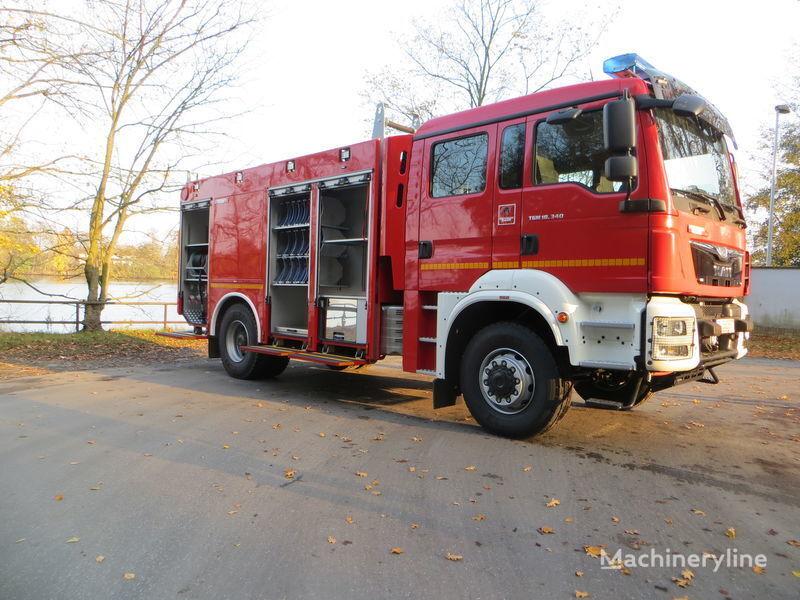 neues MAN TGM 18.340 TLF 6000 Neu/New Feuerwehrauto
