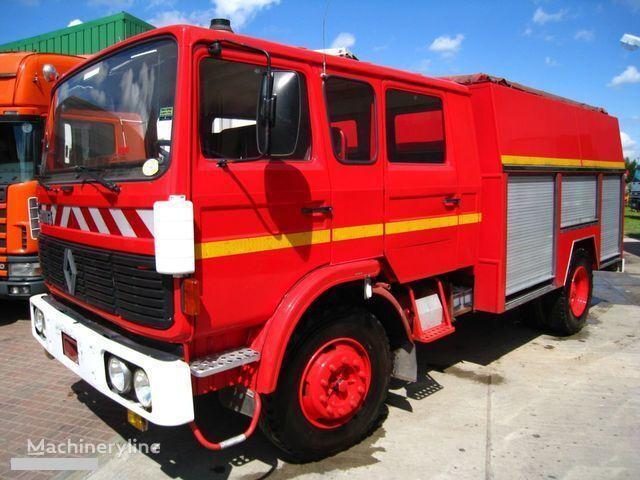 RENAULT G-191 11 PLACE WATER PUMP Feuerwehrauto