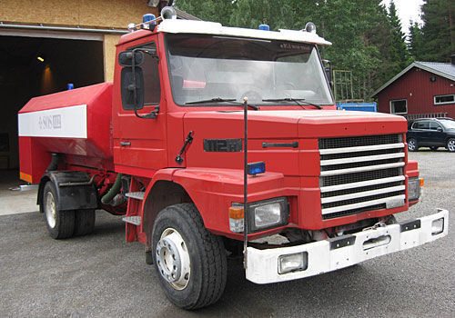 SCANIA T-112H Feuerwehrauto