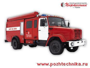 ZIL ANR-60-800 Avtomobil nasosno-rukavnyy  Feuerwehrauto