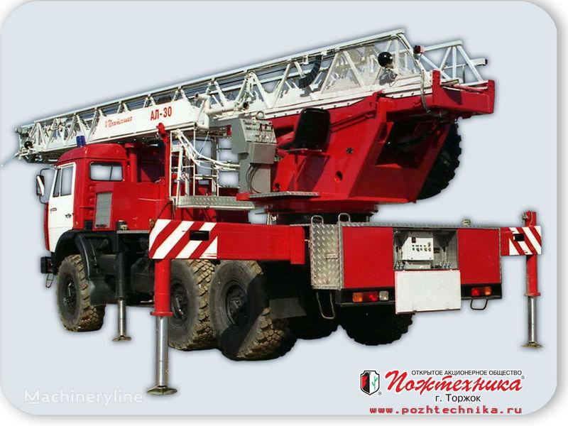 KAMAZ AL-30 Feuerwehrleiter