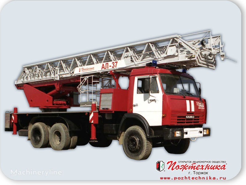 KAMAZ AL-37 Feuerwehrleiter