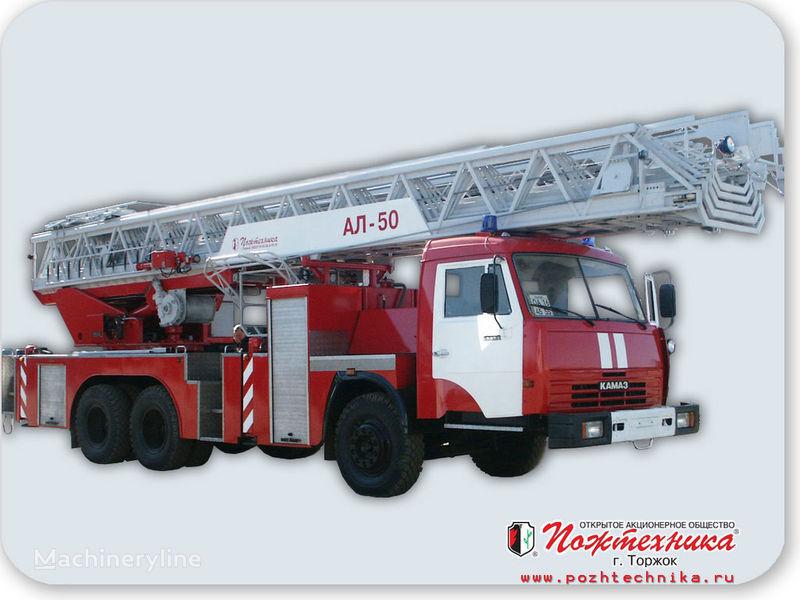 KAMAZ AL-50 Feuerwehrleiter