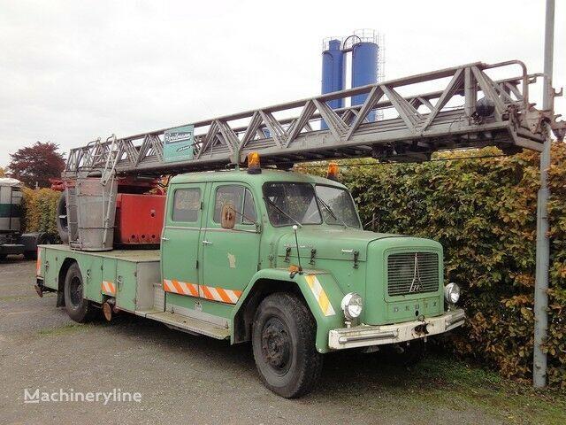 MAGIRUS Deutz Drehleiter DL 30 KHD 150 PS Jupiter Feuerwehrleiter