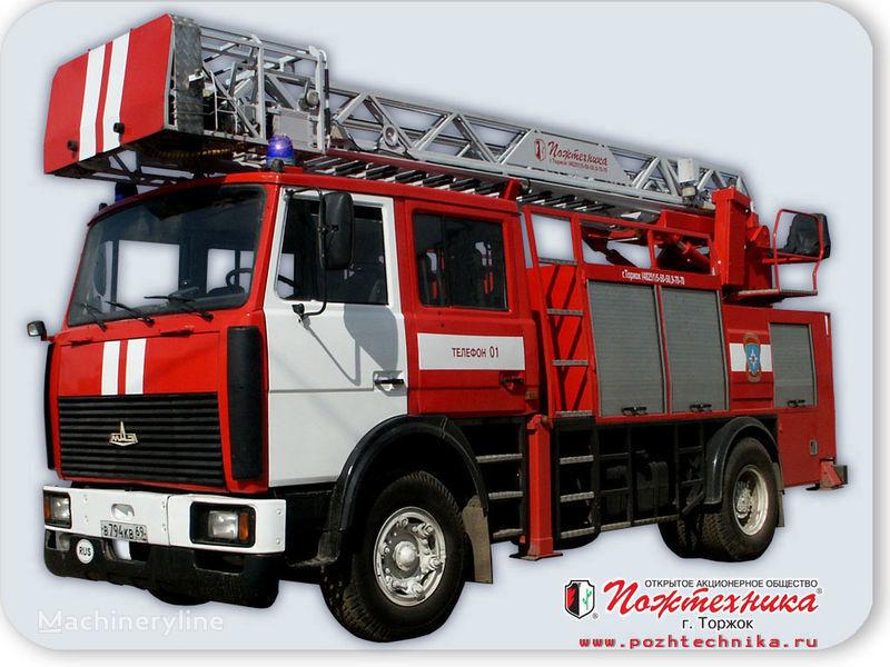 MAZ APS(L)-1,25-0,8    Feuerwehrleiter