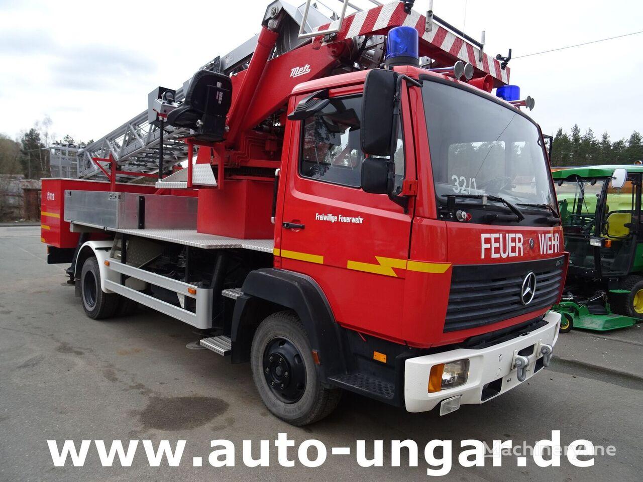 MERCEDES-BENZ 817 F DLK 12-9 SE  Feuerwehrleiter