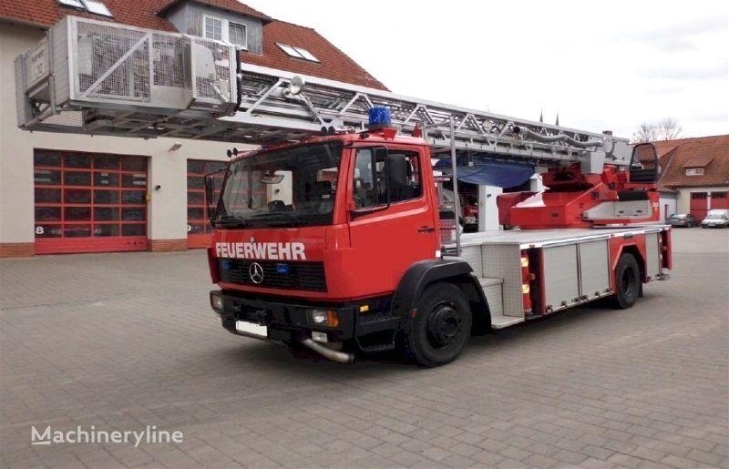 MERCEDES-BENZ F20134  Feuerwehrleiter