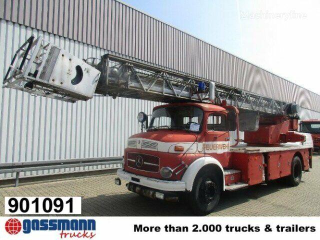 MERCEDES-BENZ L 1519 4x2 DL 30 L 1519 4x2 Feuerwehr Drehleiter DL30 Feuerwehrleiter