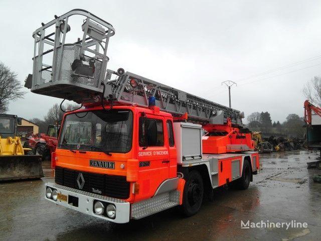 RENAULT G 260 Feuerwehrleiter