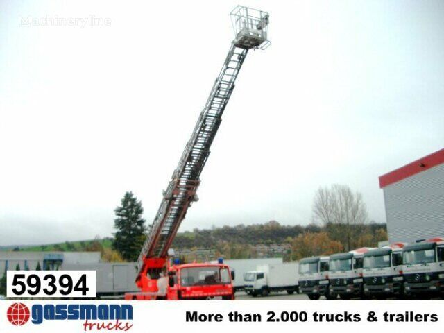 RENAULT G / F231 / Autom Feuerwehrleiter