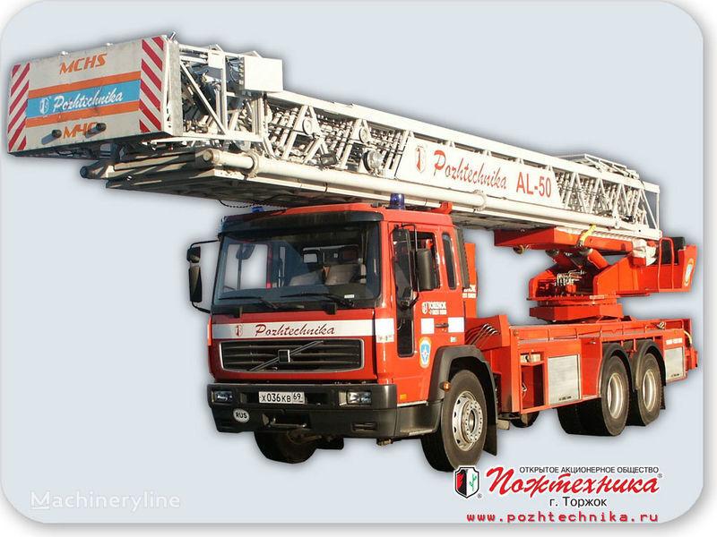 VOLVO AL-50 Feuerwehrleiter