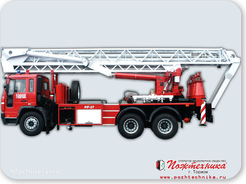 VOLVO PPP-37 Penopodemnik pozharnyy Feuerwehrleiter